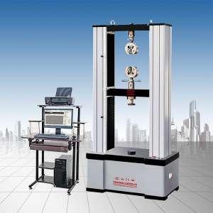 DW-100K 微机控制钢管脚手架扣件试验机