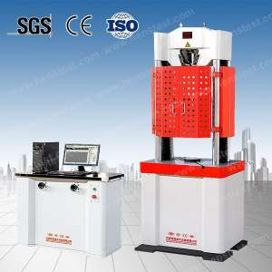 WAW-300B微机控制电液伺服万能试验机